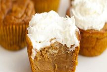 Pumpkin Desserts / by Carol Whitfield