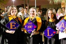 Students Representing Tassel Toppers, Class of 2013 / Pictures of students all over the country decorating their graduation caps with Tassel Toppers. Decorate your own professionally printed graduation cap! / by Tassel Toppers