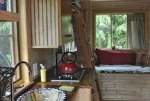 Log Cabin Kitchens / by LogFinish.com