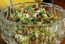 Green Summer Salads / by EatingWell Magazine