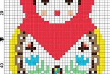 cross stitch / by Becki Wilson