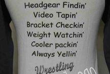 Wrestling / by Tammy Blount