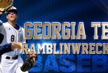 Facebook Timeline Covers / by GT Athletics