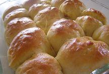 Bread / by Ashley E