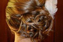 Wedding hair / by Trina Pearson