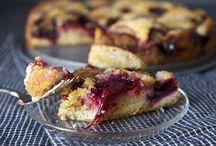 Desserts: Plum & Peach / by Shannon Stoutenborough