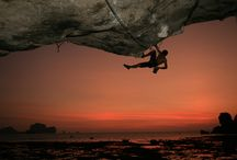 Climbing / All things climbing! Bouldering, Sport Climbing, Trad Climbing, Ice Climbing, Free solo-ing, etc. / by Matt Moy