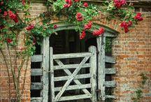 Arch - Garden Gates / by Melody Laudermilk-Stiak