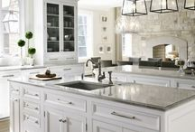Kitchens / by Kacey Kendrick Wagner {Stay-at-Home Artist}