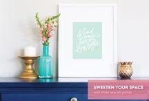 Joy & Simplicity / by Emily Ley
