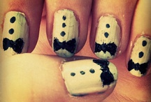 Designer Nails / Made this post for my friend Stephanie Gray b/c she loves designing nails.  / by Cheryl Prather