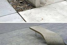 Urban furniture / by Xavi Ru Tururú