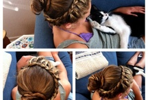 Hair Ideas / by Lindsey Sigmon