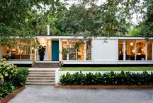 Home exteriors / A different, but also passionate, view on houses. From the outside. So inspiring... / by Maria Barros
