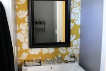 Basement Bathroom / by Sarah Gesling