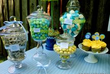 Lolly Tables / by Nicky Ford