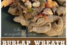 Wreaths / by Lisa Wilham-Pepper