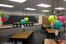 Decorating the new class / by Lindsay Pierce