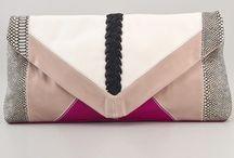 Bag it up / I love handbags...especially clutches! / by Thalia