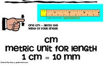 2nd math measurement / by Darla Moore