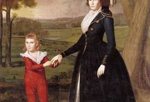 1700-1800 Redingotes & Riding habits / by Leimomi Oakes
