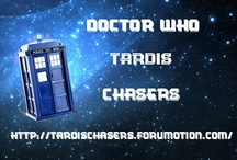 Doctor Who Tardis Chasers http://tardischasers.forumotion.com/ / by Angela Hobbs