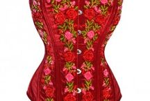Fantabulous corsets / by Shelley Corpuz-Kuhn