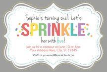 Sprinkle Party / by Nicole Terry