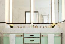 Bathrooms / by Erin Gill