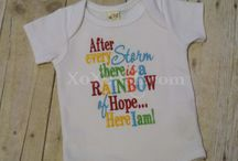 For My Future Rainbow Baby / by Heather Cantrell