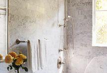 bathroom ideas / by Annie Selke