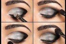 Makeup nails hair oh my... / by Jennifer Hensel