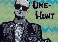 UKE-HUNT / by Fat Wreck Chords