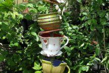 garden & yard art decor! / by debra gentosi-roberts