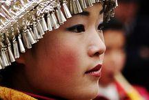 Asian faces / by Furio Fu