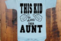 Aunt Summer  / by Summer Hunt
