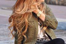 Dat hair color doh. / by Ali Harvey