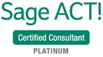 ACT CRM Logos / by Platinum CRM