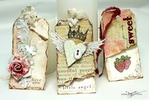 Tag Art / by Sherry Cheever