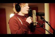 Edddddy Sheeran  / by Brianna Elder