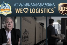 Social Media / UPS Video / Watch Our Story With UPS / by Anderson Seafoods