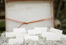 Wedding Ideas / by Agnes Rose Bell Tominey