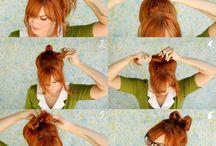 hair fashion and beauty / by Raia de Castor