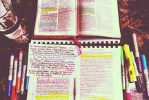 Bible Studying / by Rachel Huddleston