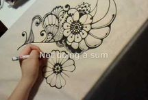 Doodling and Designs / by Kate Palmer