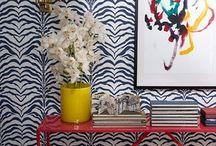 Wallpaper / by Mary Huebner