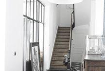 entrance/hallway / by Claudia Subiotto