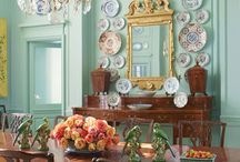 Dining room / by Tommie Anzalone