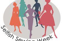 Selfish Sewing Week / by Rachael (imagine gnats)