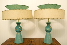 Wonderful and Ugly: Wugly Mid Century Lamps / by Barbara Newman